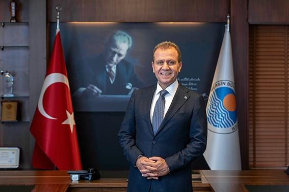 Başkan SEÇER'den 19 Mayıs Mesajı